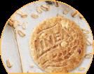 Biscoitos Integrais