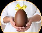 Faça seu Ovo de Páscoa