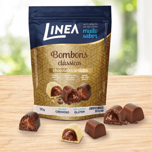 Linea Bombons Sortidos Clássicos 10 Un...