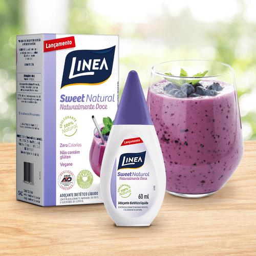 Linea Adoçante Sweet Natural Líquido 6...